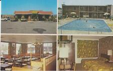 Waretown, NJ Mac George's Restaurant and Motor Inn Post Card