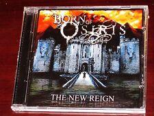 Born Of Osiris: The New Reign CD 2011 Sumerian Records USA SUM004 Original