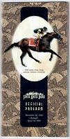 CHARISMATIC IN 3 YEAR OLD 62K CLAIMER - HORSE RACING PROGRAM - SANTA ANITA PARK!