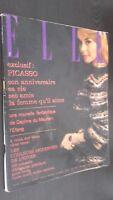 Revista Elle N º 720 Revista Semanal Octubre 1959 ABE