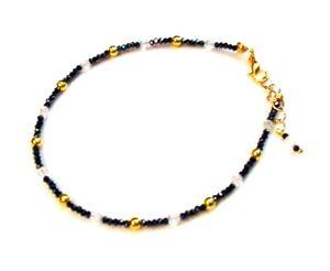 Fancy Gold Plated Crystal Ankle Bracelet Anklet F90
