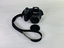 Black Sony DSC-H300 Cybershot 20.1MP Digital Camera Guaranteed