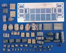 Verlinden 1/35 M2 Bradley IFV / M3 Bradley CFV Stowage and Accessories Set 1969