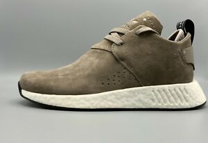 Adidas NMD C2 Suede Brown Core Black BY9913 - Sneakers unisexe rare