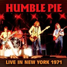 Live In New York 1971 - Humble Pie (2012, CD NEUF)