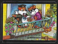 Jouet kinder puzzle 2D Fancy fuxies 616885 Allemagne 1998 + étui protection