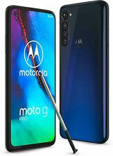 Motorola Moto G Pro Mystic Indigo, Dual SIM, 128GB 4GB, No Brand