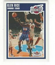 2002-03 FLEER TRADITION BASKETBALL GLEN RICE #49 - HOUSTON ROCKETS