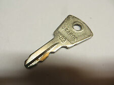 "Original Lambretta "" GRABOR"" Made 383   Key In Mint N.O.S Order"