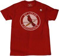 St. Louis Cardinals T-Shirt Vintage Peached