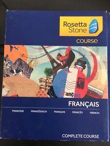 Rosetta stone Französisch