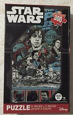 Star Wars Tyler Stout Empire Strikes Back Puzzle 300 Pcs 14 x 11 inch Brand New