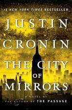 The City of Mirrors: A Novel (Book Three of The Passage Trilogy)-ExLibrary