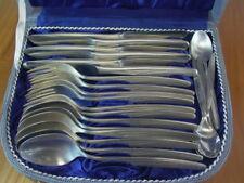 WMF Besteck  Heidelberg  -  24 tlg in orginal Schatuelle - 90er Silber