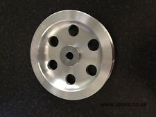 Spoox Motorsport Peugeot 206 GTI180 & C4 VTS Billet Alloy Bottom Engine Pulley