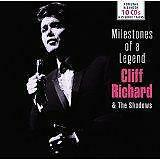 Milestones Of A Legend Cliff Richard The Shadows 9 original Albums Bonus 10 CDs