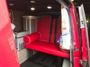 3/4 M1 Tested Rock and Roll Bed with Eco Leather upholstery