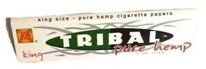 6 Packs Job Tribal King Size Cigarette Rolling Papers made in France