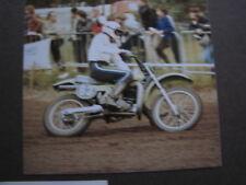 Photo Kawasaki 250 #63 Fons Nijhof (NED) Motocross Lochem (NED) 5 oktober 1980