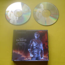"2  CDs "" MICHAEL JACKSON - HISTORY "" THE VERY BEST OF / 30 SONGS (BILLIE JEAN)"