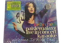 Kelly Chen Paisleygalaxy Live In Concert Karaoke CD