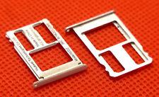 Original Huawei Nexus 6P Simkarten Micro SD Halter Schlitten Card Slot Tray Weiß
