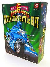 Mighty Morphin Power Rangers Triceratops Battle Bike (UNOPENED NEW!)
