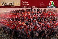 Italeri 1 72 British Infantry 1815 ITA 6095