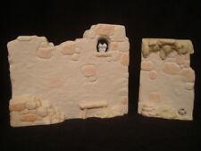 Precious Moments **RARE** 2 Piece Large Nativity Wall Additions-w/BOX