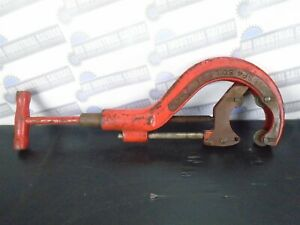 "REED No. SP4 Heavy Duty 1-1/2"" to 4"" SOIL PIPE CUTTER 4-Blade (Needs New Blades)"
