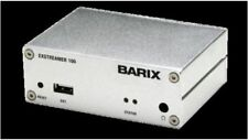 Barix Exstreamer 100 + Instreamer Package -New Free US Shipping prosounduniverse