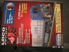 ** Loco Revue n°662 1-130 B 476 Magrou / 150 X Minitrix en N / G 2000 Mehano