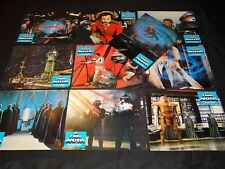 LE TROU NOIR The Black Hole  jeu 18 photos cinema lobby cards  fantastique 1979