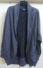 NWT Tommy Hilfiger XL Blue Silver ATHLUXE Long Sleeve...