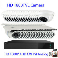 32Ch All-in-11080P Dvr 1800Tvl 3-12mm Lens 36/72Ir Security Camera System 3ds/n