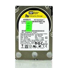 "Western Digital VelociRaptor WD3000 300GB SATA 2.5"" 10K RPM Hard Drive 3Gbps"