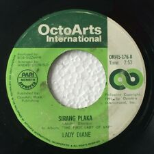 """LADY DIANE Sirang Plaka PHILIPPINES OPM 7"""" 45 RPM Records"""