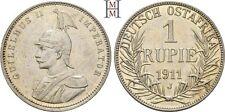 HMM - Deutsch-Ostafrika Wilhelm II. 1888-1918 Rupie 1911 J J. N 722 - 151214096
