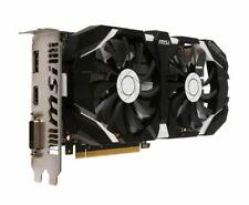 Used MSI NVIDIA GeForce GTX 1060 3GB GDDR5 Graphics Card (GTX10603GTOC)