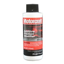 4 OZ 118 ML FORD MOTORCRAFT ADDITIVE FRICTION MODIFIER