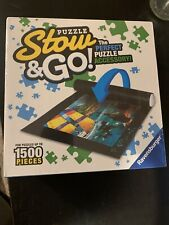 Ravensburger Puzzle Stow and Go Storage System Roll up Mat 46 X 26 E2