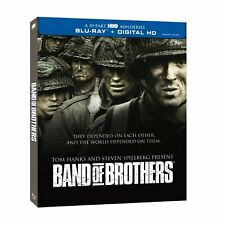 New Sealed Band of Brothers - The Complete Series Blu-ray Disc + Digital HD HBO