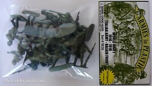 Armies in Plastic World War I Italian Army Infantry Balkan Front 1/32 Scale 54mm