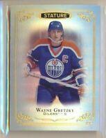 2019-20 Upper Deck Stature 99 Wayne Gretzky Edmonton Oilers