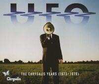 """UFO """"THE CHRYSALIS YEARS VOL.1"""" 5 CD NEUWARE"""