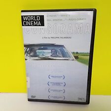 Congorama 2008 Ex Library  dvd in french with english subtitles