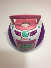 Barbie CD Player  2002  BE-154