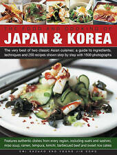 The Food and Cooking of Japan & Korea by Emi Kazuko/Jin Song PB BOOK