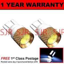 W5W T10 501 WHITE HIGH POWER LED SMD INTERIOR COURTESY LIGHT BULBS X2 IL101001