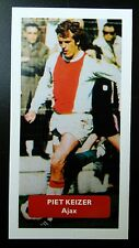 HOLLAND - AJAX - PIET KEIZER - Score UK football trade card